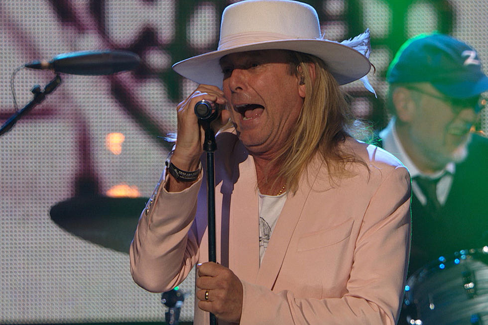 Robin Zander Looks Back at Cheap Trick's Rock Hall Induction