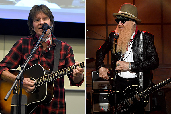 john fogerty and zz top kick off 39 blues and bayous 39 tour. Black Bedroom Furniture Sets. Home Design Ideas