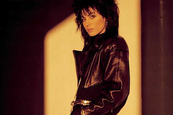 30 Years Ago Joan Jett Rebounds With Up Your Alley