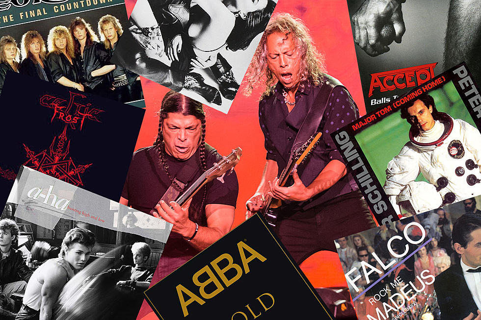 Metallica's Surprising 2018-19 Live Covers: A-ha, Prince + More