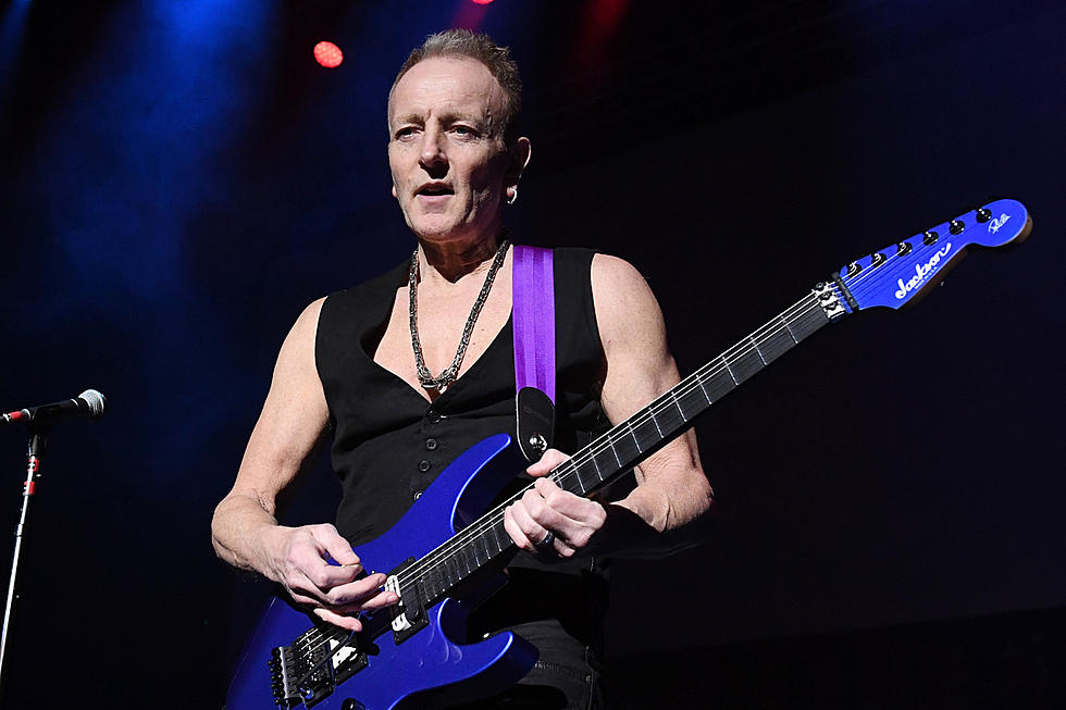 Phil Collen Explains Absence From Def Leppard Tour Dates