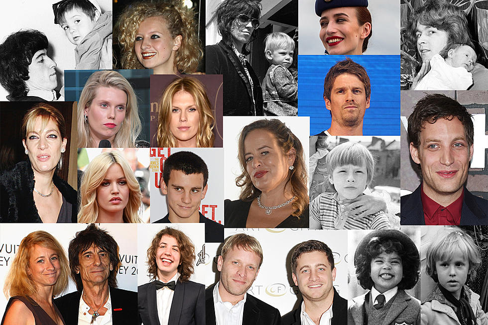 Anita Pallenberg Keith Richards Daughters Wedding.The Rolling Stones Children Where Are They Now