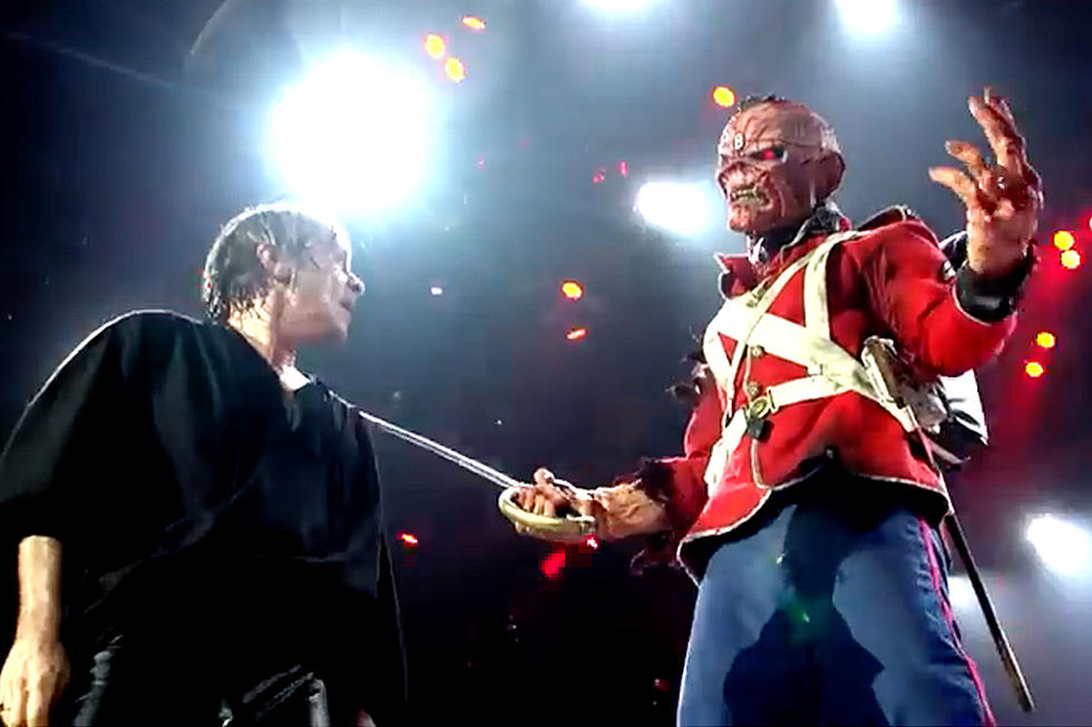 Iron Maiden Begin Legacy Of The Beast Tour Set List Video