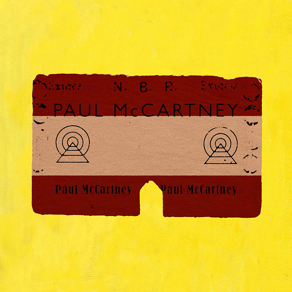 Could This Be Paul McCartney's New Album Cover?