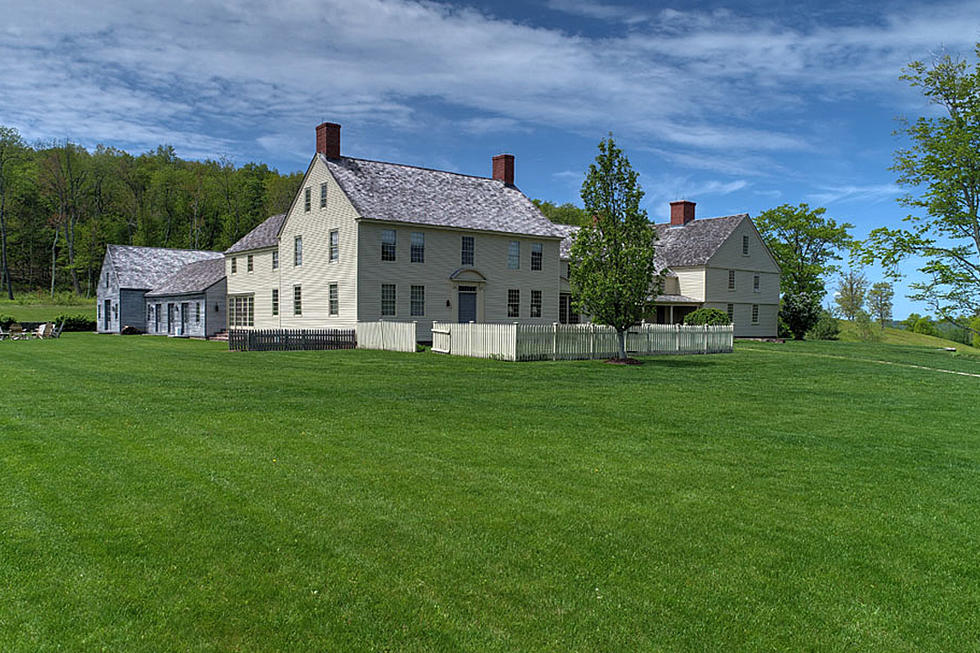 Daryl Hall's 18th Century Former Estate for Sale for $17 Million