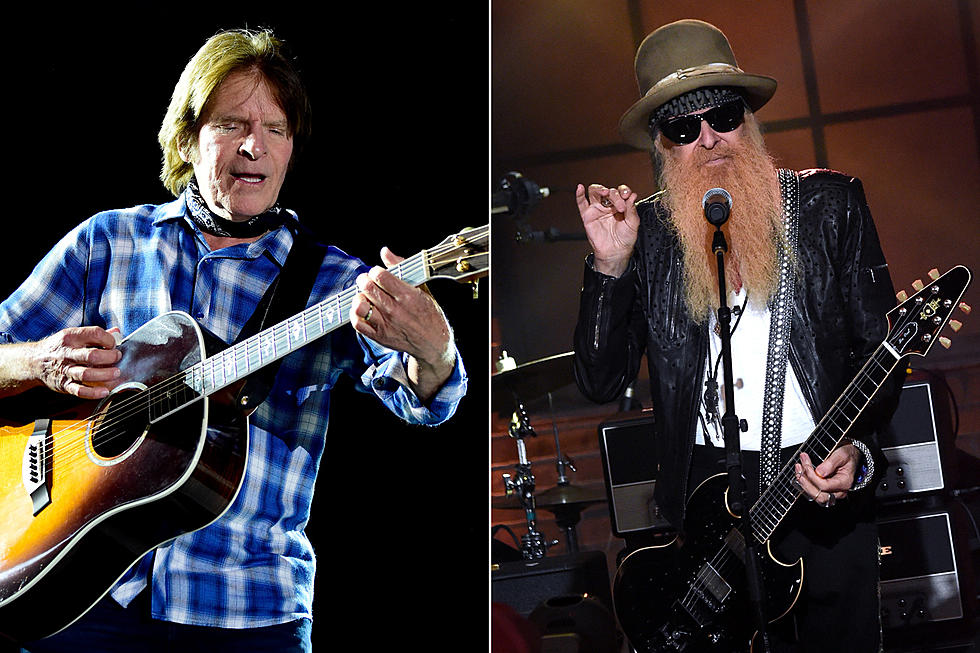 Listen to John Fogerty and Billy Gibbons' 'The Holy Grail'
