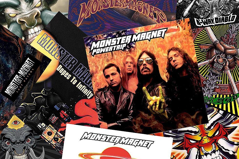 Monster Magnet Albums Ranked Worst to Best