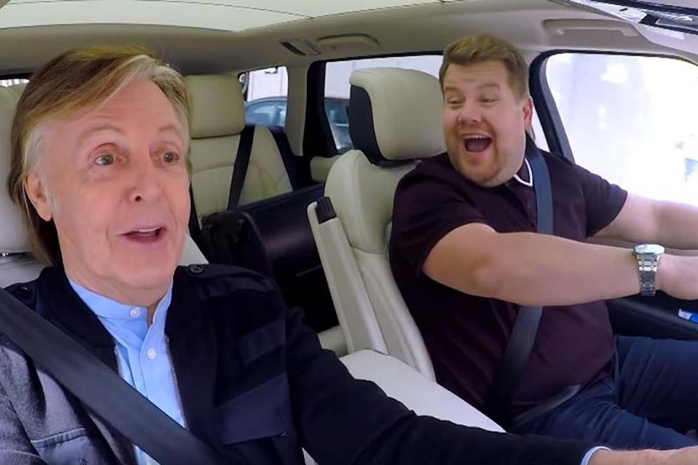 Paul Mccartney S Carpool Karaoke Extended For Special Edition