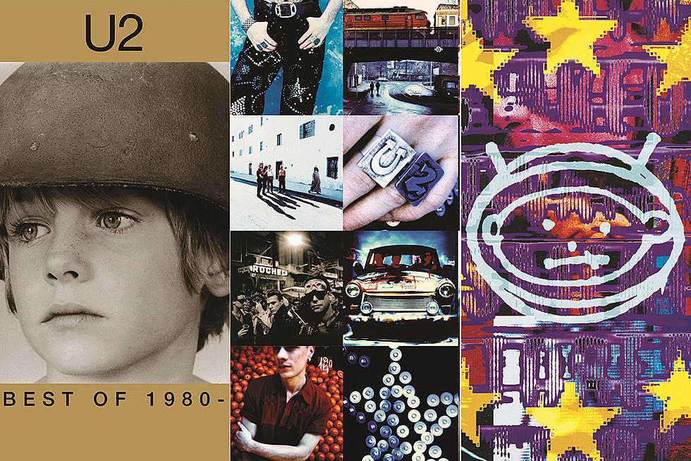 U2 to Reissue Three Albums on Vinyl