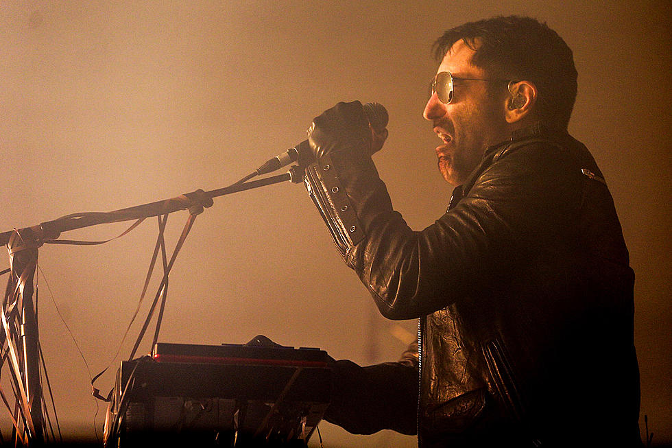 Watch Nine Inch Nails Debut New Song, 'Ahead of Ourselves'