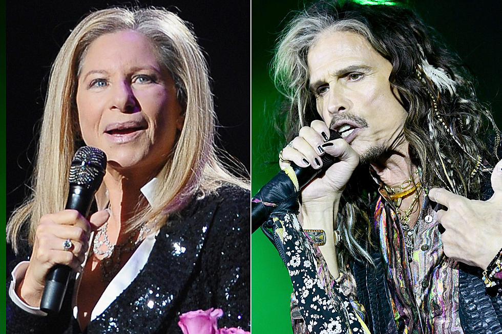 How Barbra Streisand Unknowingly Inspired Aerosmith's