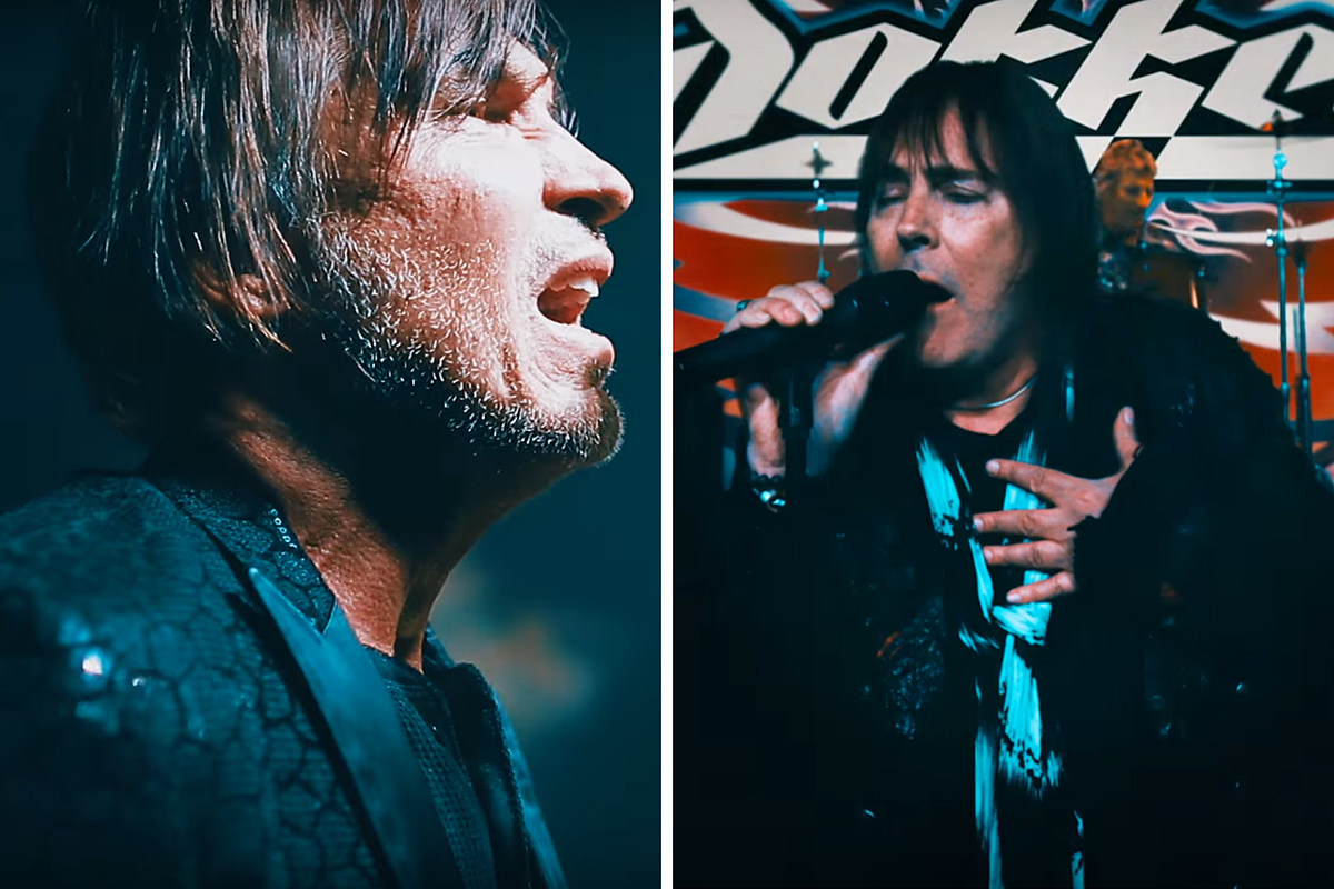 Don Dokken and George Lynch to Tour Together