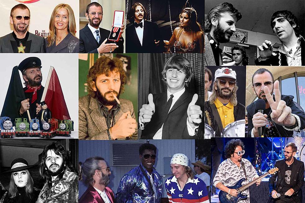 Ringo Starr Through The Years 1963 2020 Photos