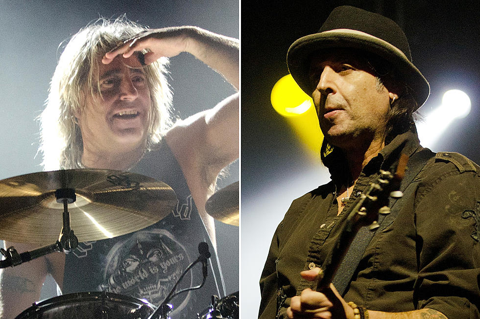 Watch Surviving Motorhead Members Reunite at Scorpions Show