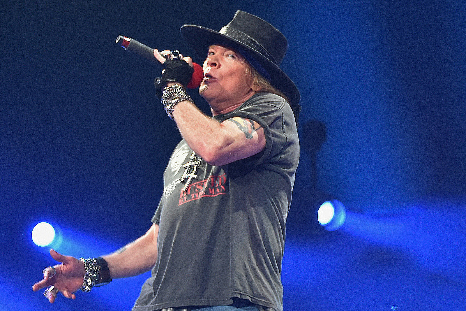 Axl Rose Says 'You Never Know' About New Guns N' Roses Music