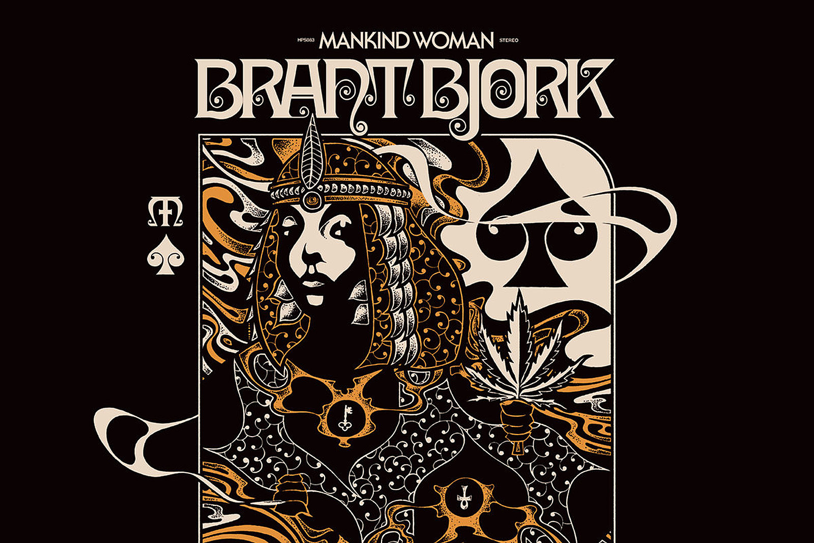 Listen to Brant Bjork's New Song, 'Charlie Gin': Premiere