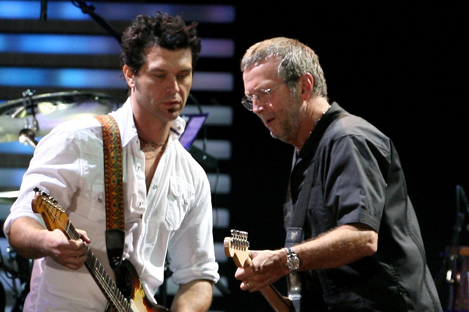 Listen to Eric Clapton's Guest Turn on a New Doyle Bramhall Song
