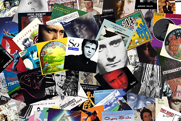 Genesis Solo Albums Ranked Worst to Best