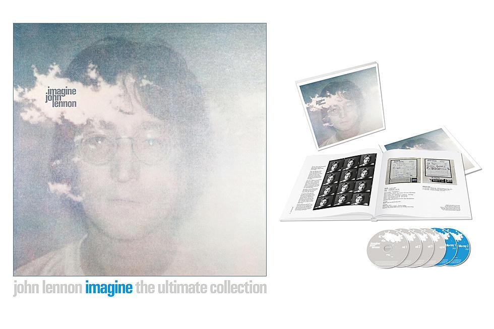 John Lennon S Imagine Gets Six Disc Deluxe Box Set