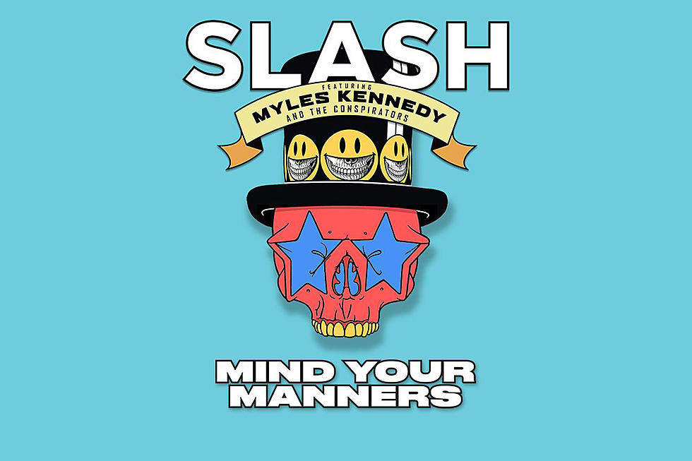 Mind Your Manners >> Listen To Slash S New Mind Your Manners Song