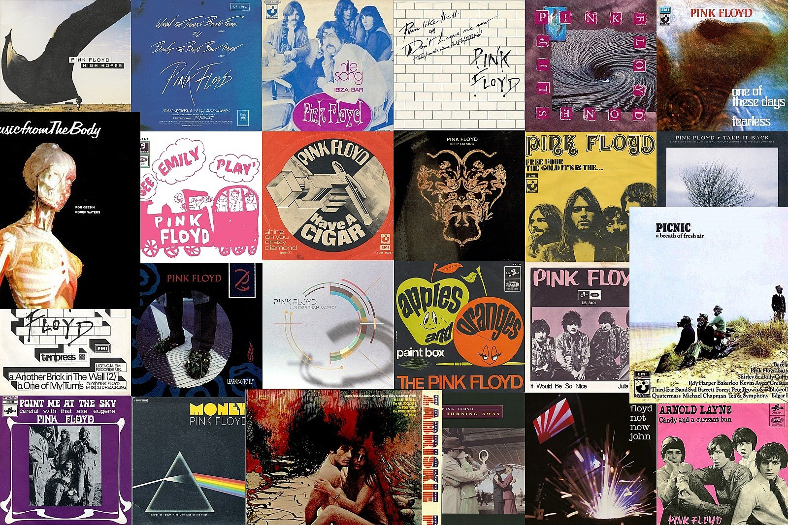 a3562f63de All 167 Pink Floyd Songs Ranked Worst to Best
