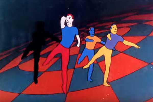 Watch Pink Floyd's Animated Video for 'One of These Days'