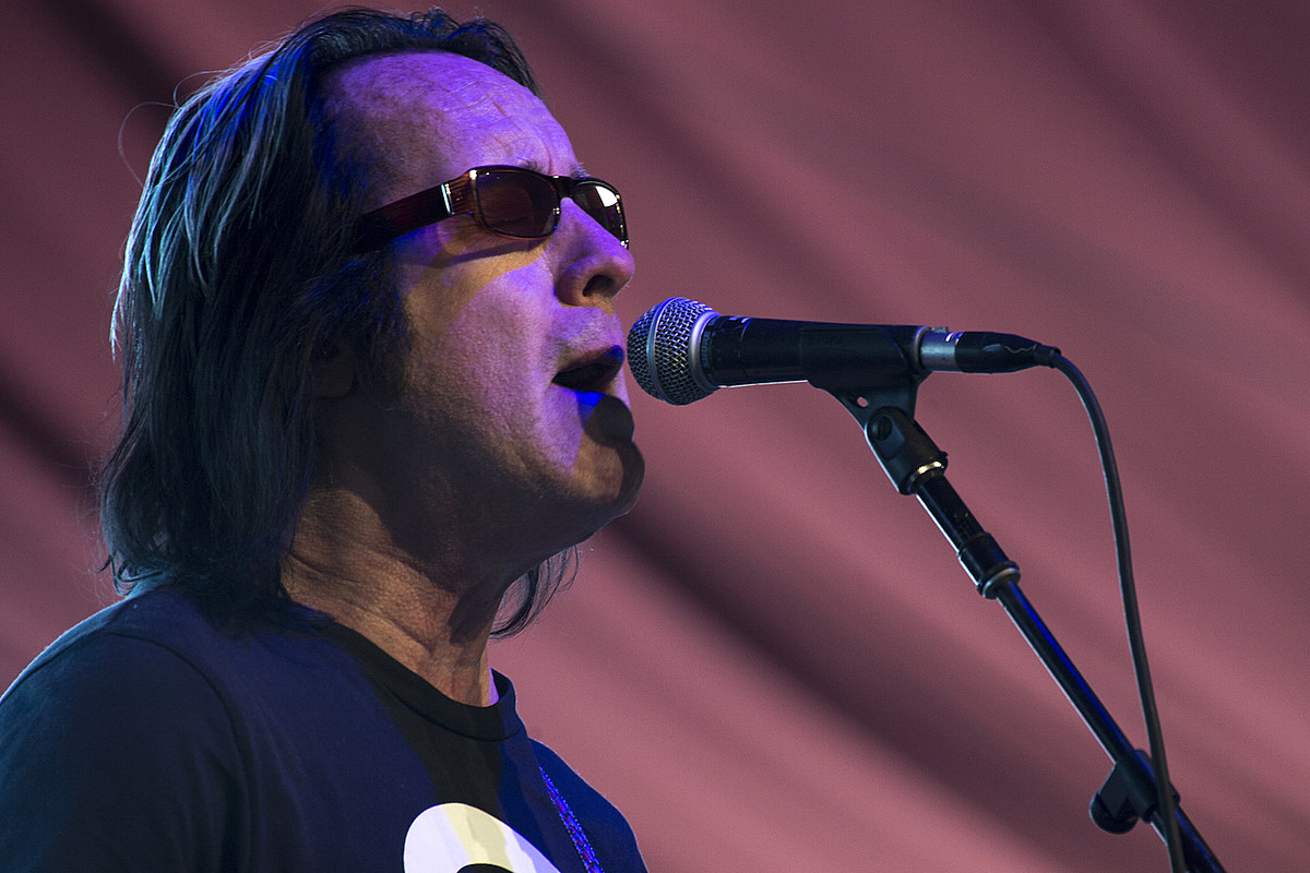 Todd Rundgren Announces 'The Individualist' Book and Tour