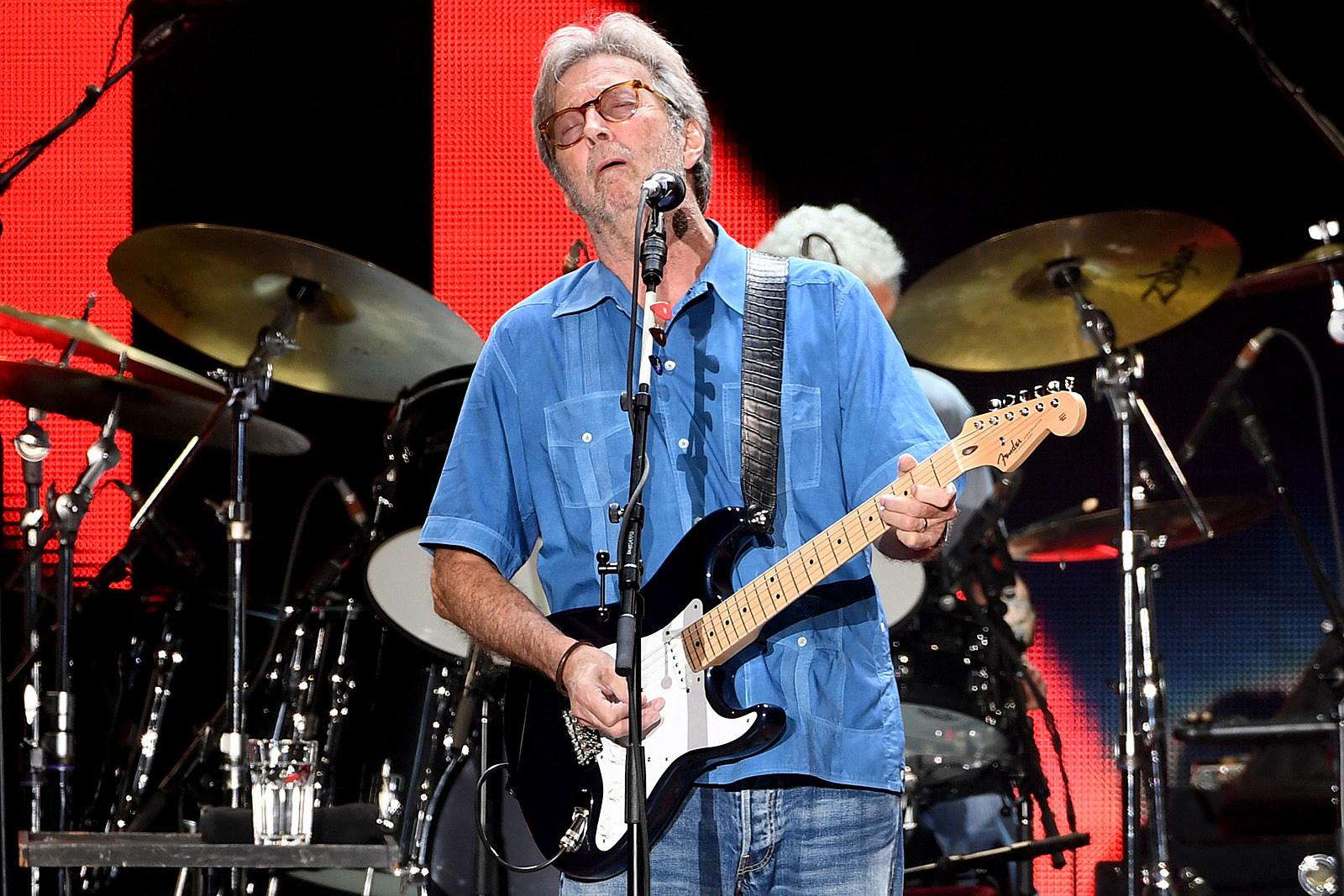 Eric Clapton Announces Brief U.S. Tour