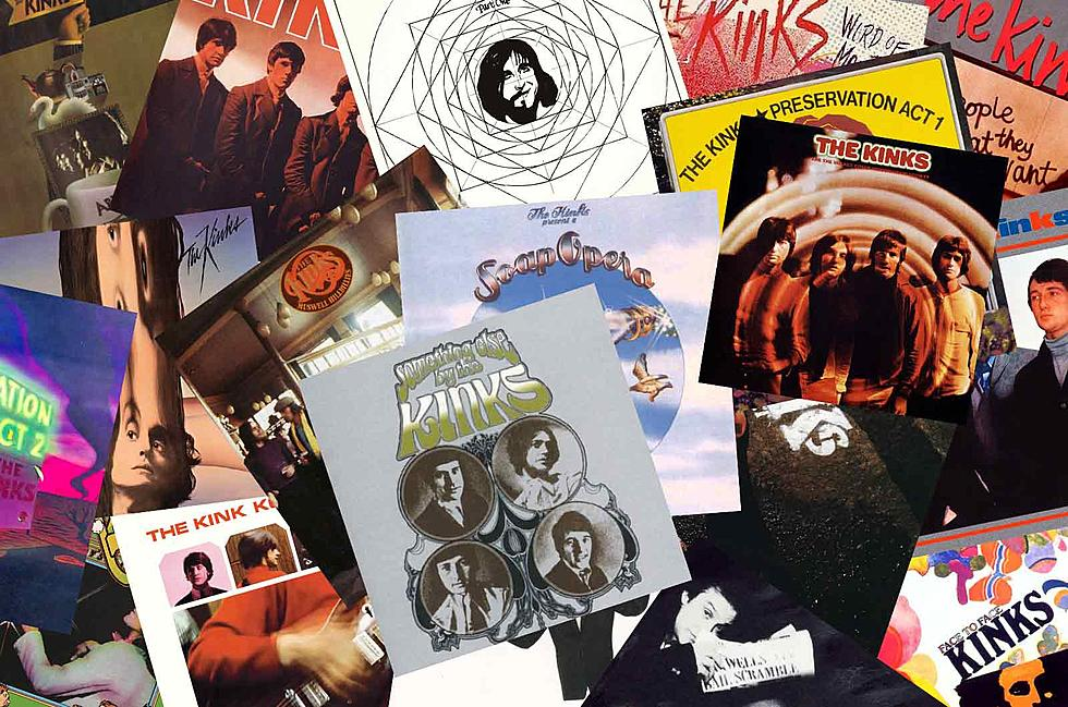 Kinks Albums Ranked Worst to Best