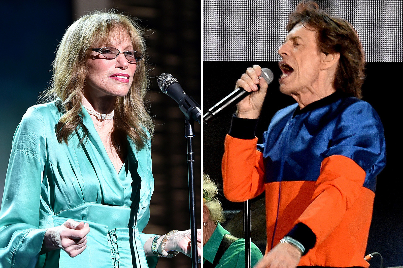 Mick Jagger and Carly Simon Duet Rediscovered after 45 Years