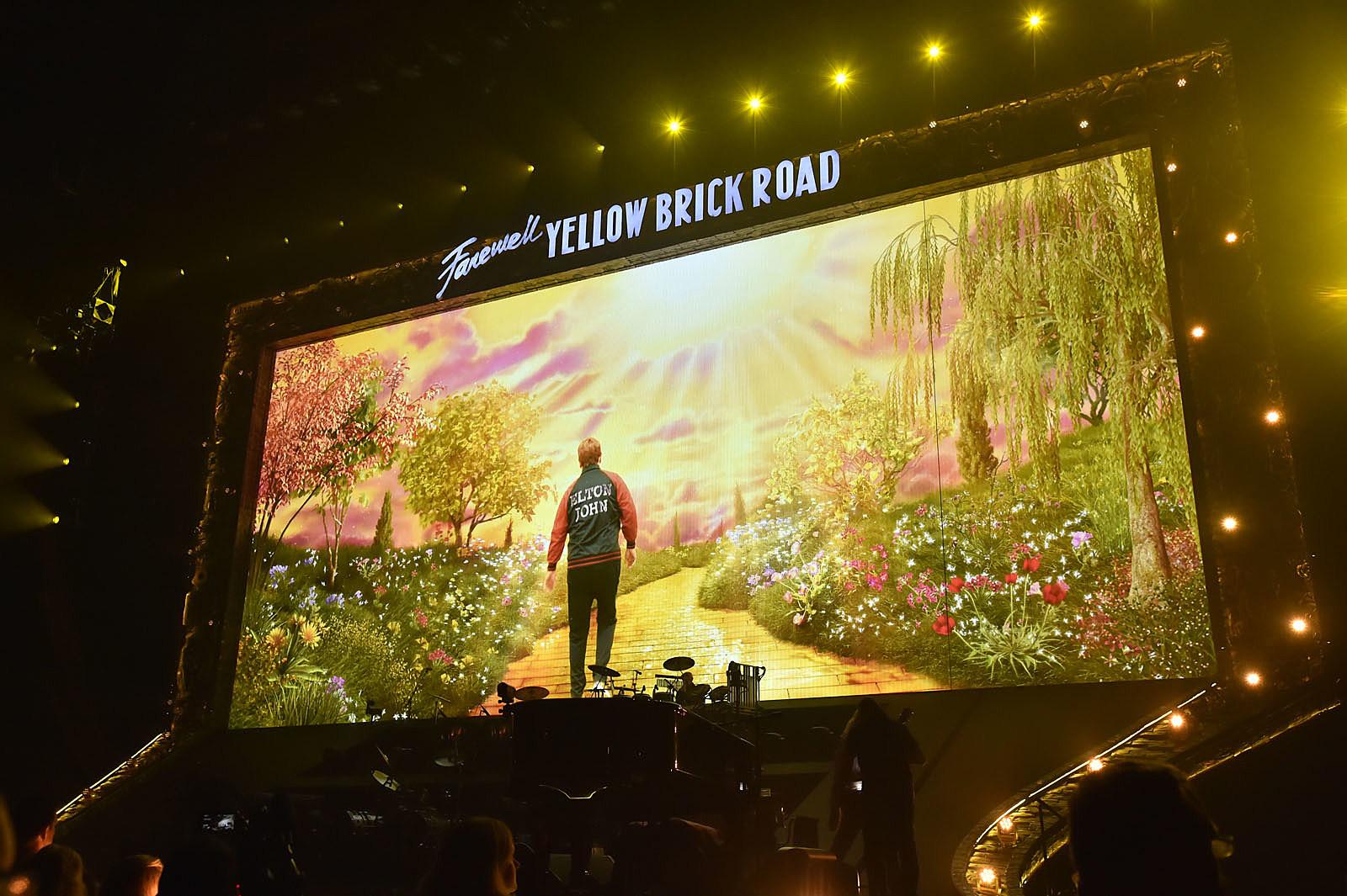 Elton John Kicks Off 'Farewell' Tour: Setlist, Photos, Videos