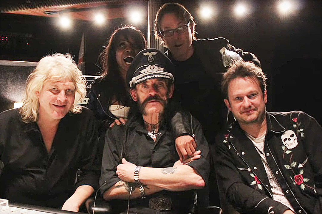 Listen to Lemmy on New Song 'Paradise Turned Into Dust'