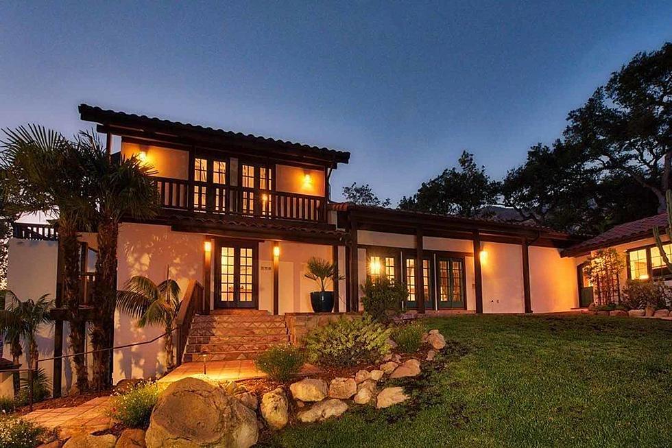 Photo: house/residence of the handsome 20 million earning Santa Barbara, California-resident