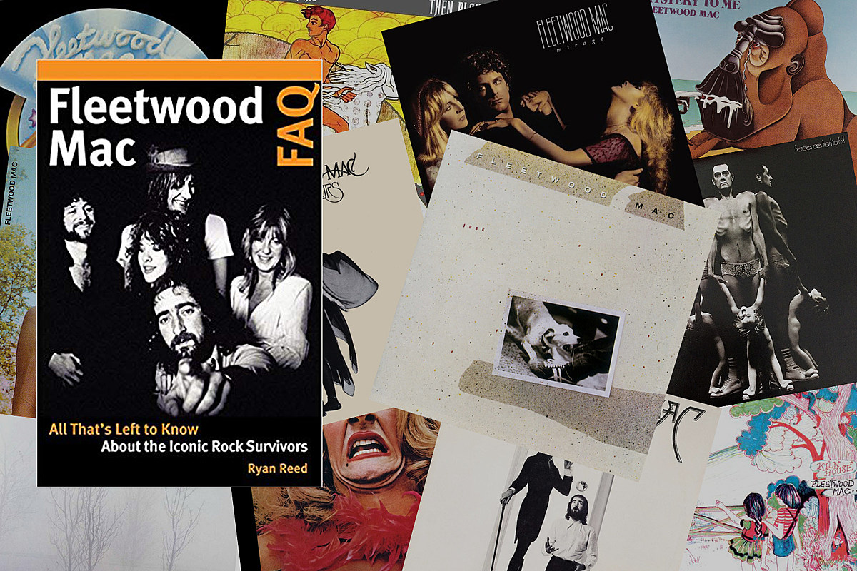 Fleetwood Mac S Weird Wacky Bold And Beautiful Album Covers