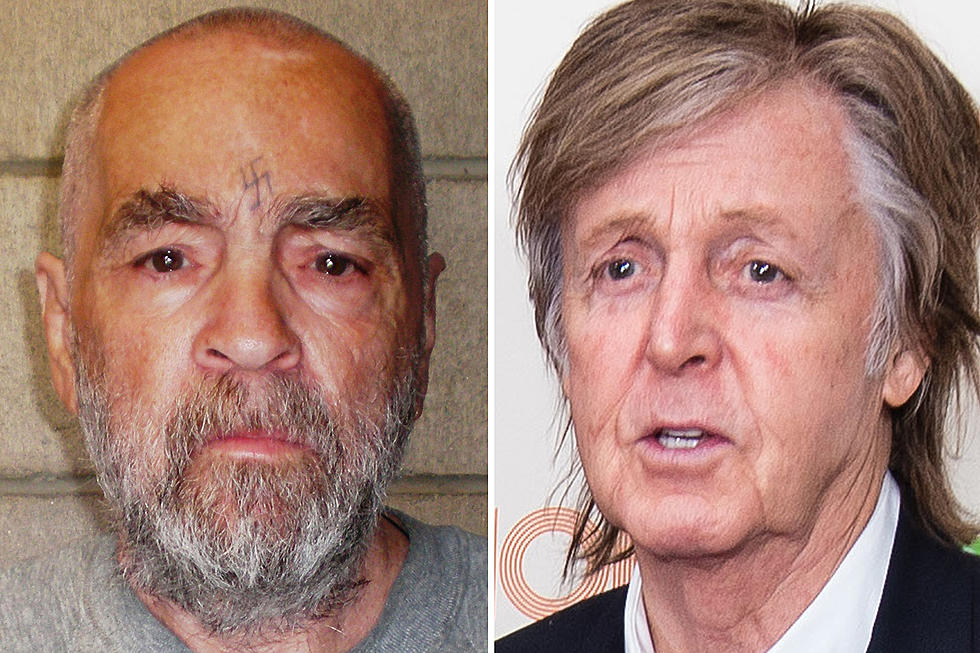 Charles Manson Put Paul McCartney Off 'Helter Skelter'