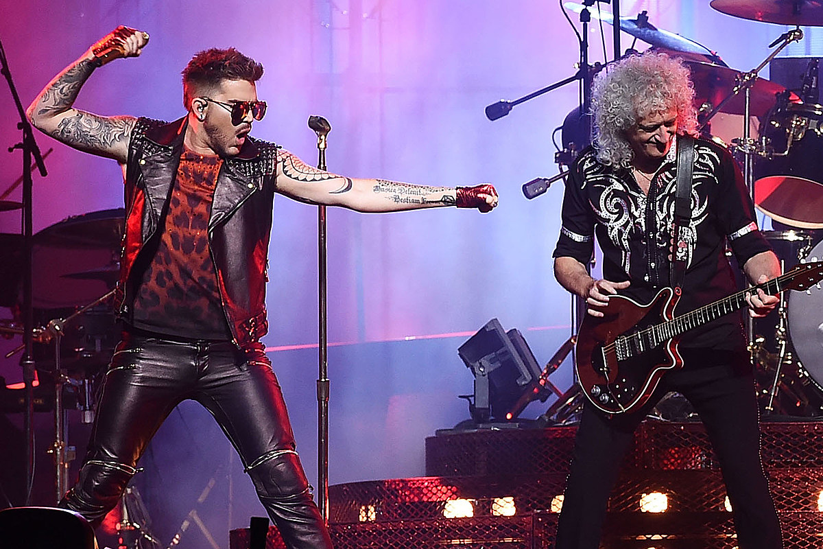 Queen + Adam Lambert Kick Off 'Crown Jewels' Las Vegas Residency