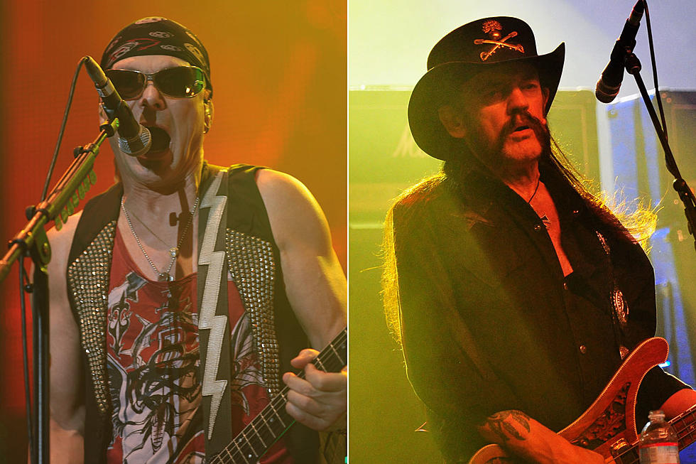 The Scorpions Say 'Hello' to Lemmy Each Night