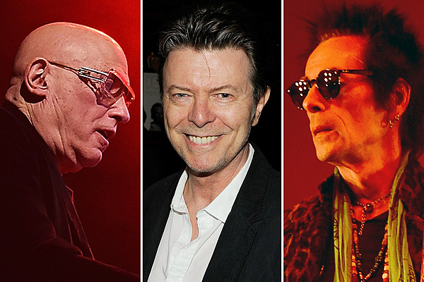 David Bowie Band Members Announce North American 2019 Tour