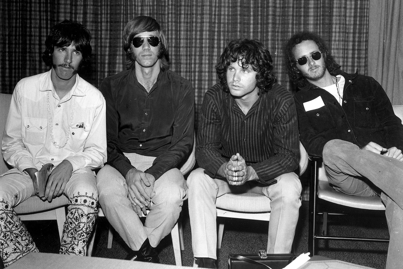 Robby Krieger Recalls Doors' Battle With 'Waiting for the Sun'