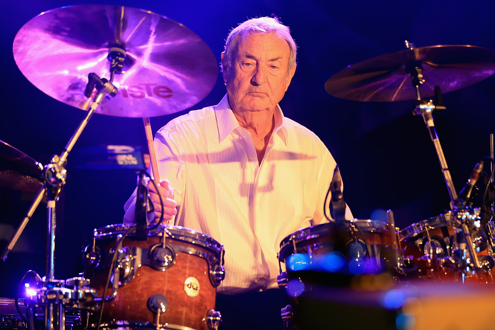 The Roundhouse's Special Meaning for Pink Floyd and Nick Mason