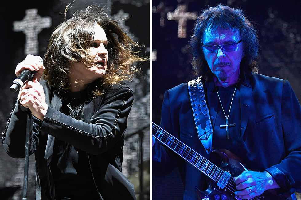 Tony Iommi Confused by Ozzy Osbourne's 'Bad Vibes' Tour Comment