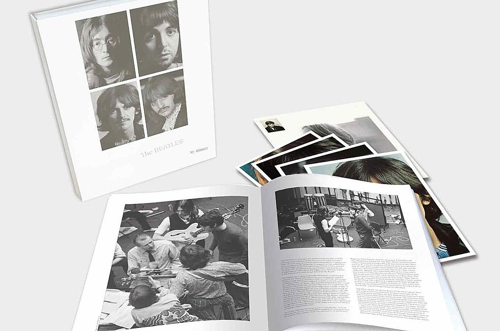 The Beatles, 'The Beatles (White Album) Super Deluxe': Review