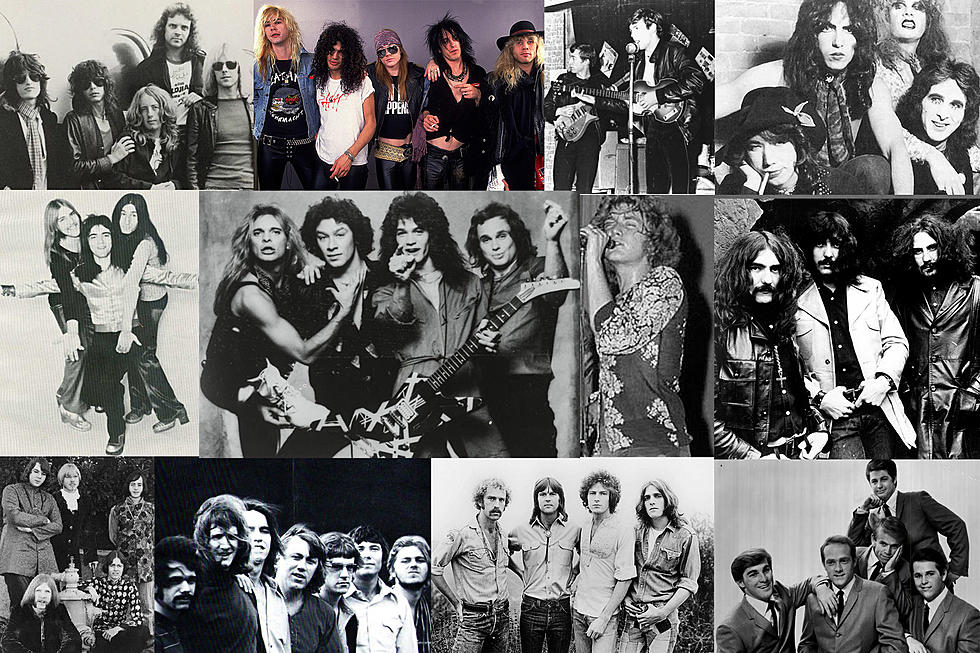 The Pre-Fame Names of Rock's Most Famous Bands