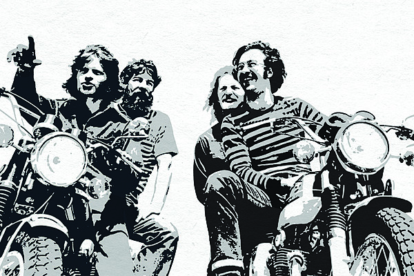 Watch The Trailer For Creedence Clearwater Revival S New
