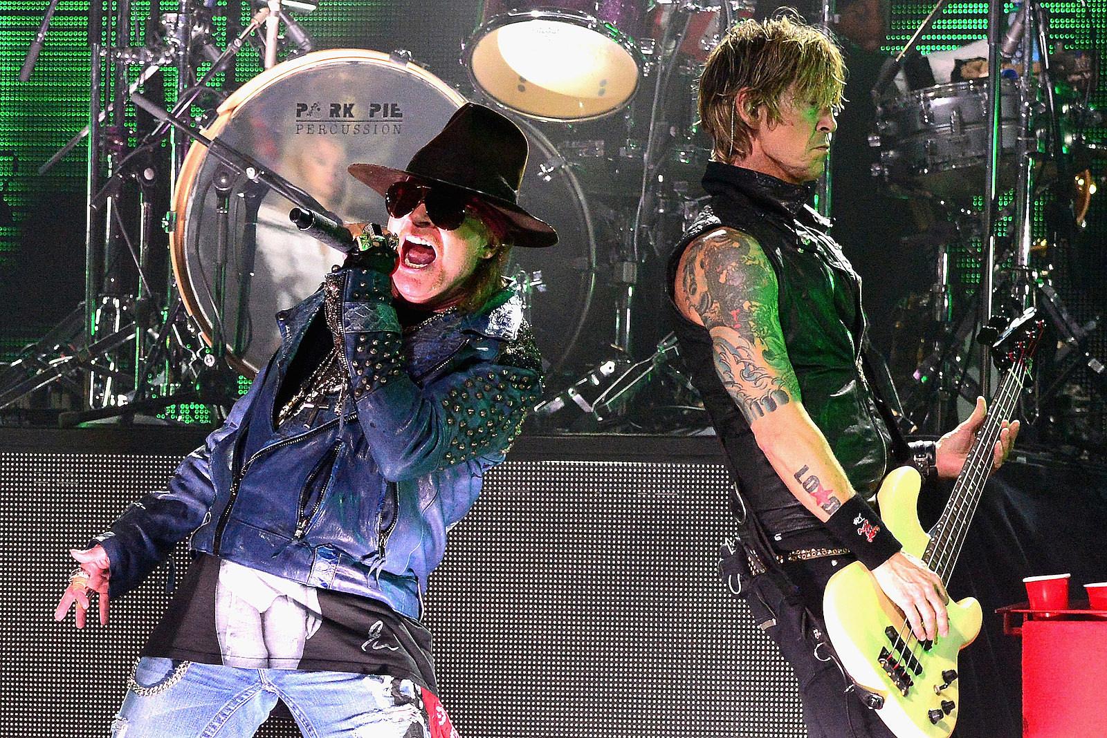 Top 10 Guns N Roses Songs