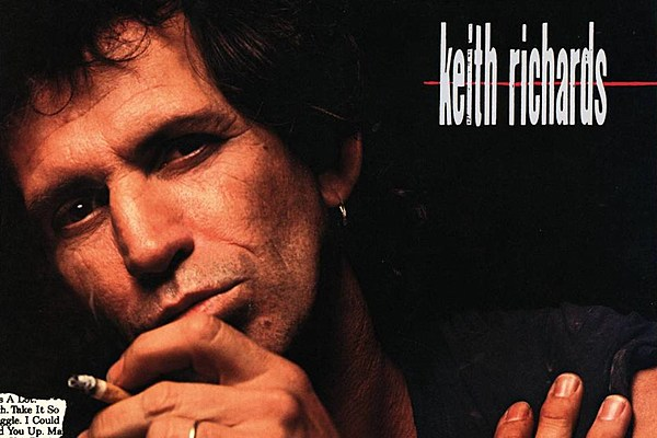 Keith Richards' 'Talk Is Cheap' Set for Expanded Deluxe Reissue