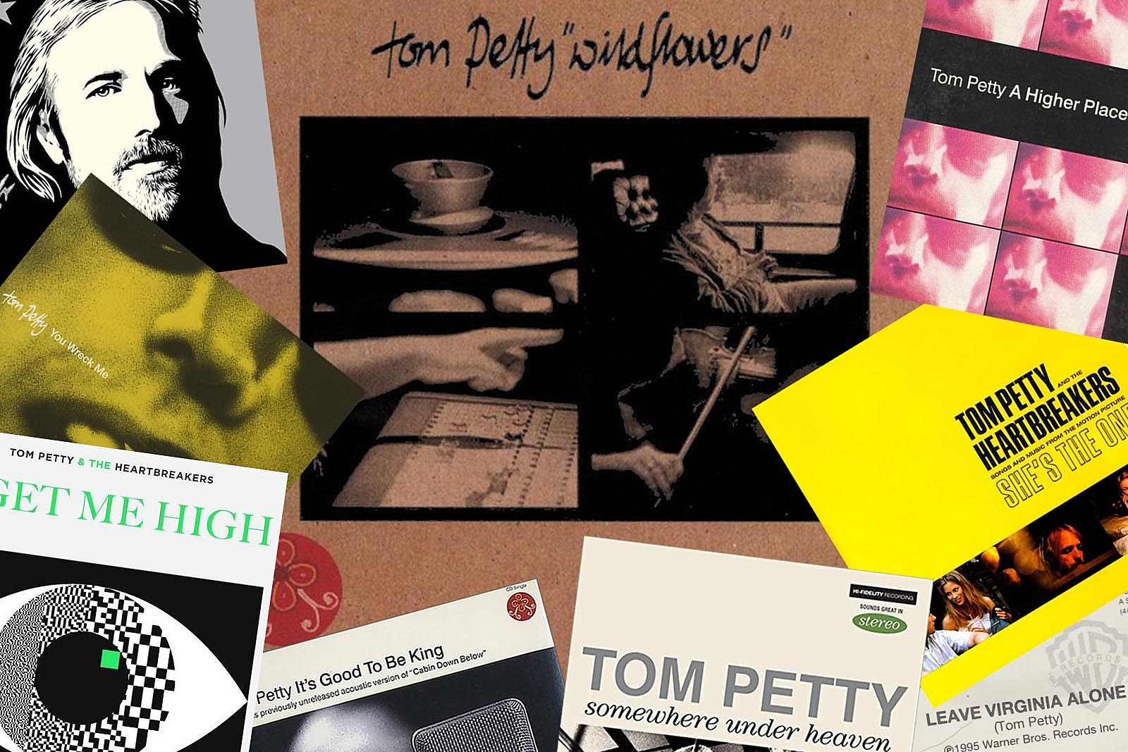 a5249b075fae The Tortured History of Tom Petty s  Wildflowers  Outtakes