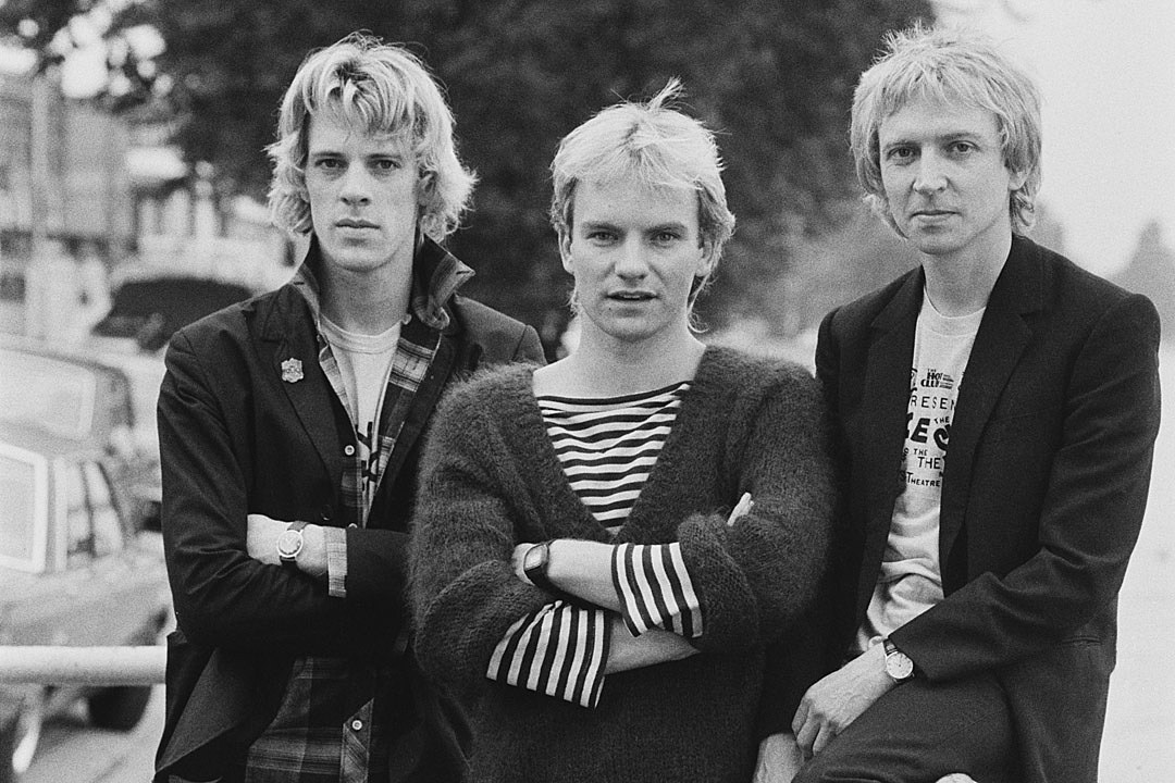 Stewart Copeland Returns to Police's 'Starving Years' in New Book