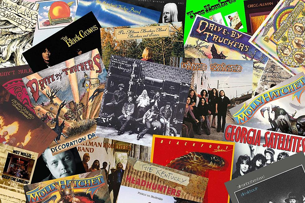 Top 25 Southern Rock Albums