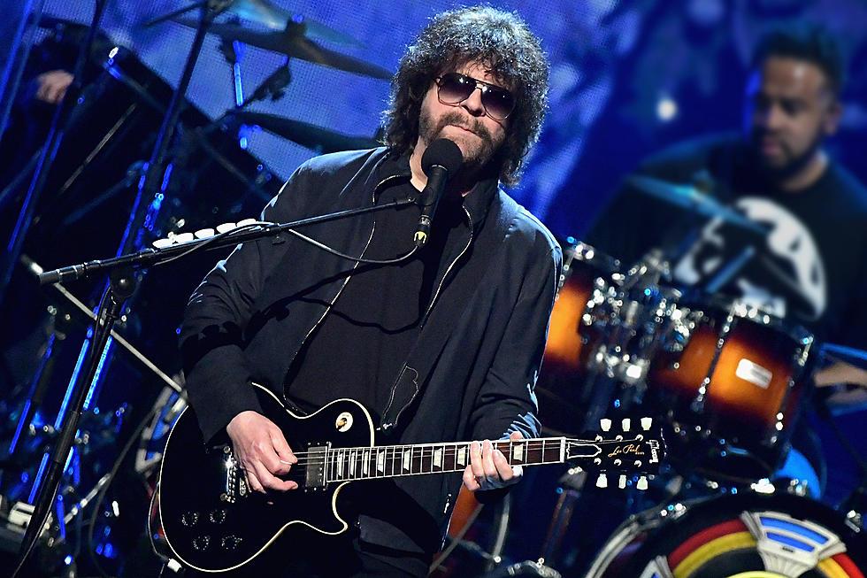 Jeff Lynne Says Traveling Wilburys Name Story Is Fabrication
